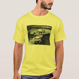 Turtle Traffic Jam! T-Shirt