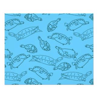 Turtle Two-tone Thin Paper Bulk Buy