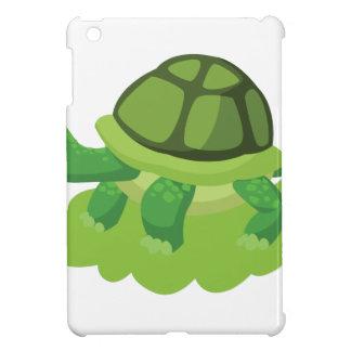 turtle walking in the grass iPad mini covers