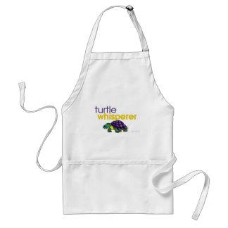 Turtle Whisperer Standard Apron