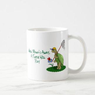 Turtle Will Play Coffee Mugs
