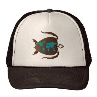 Turtle-world Hats