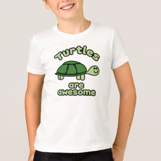 Turtles are Awesome T-Shirt