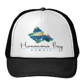 Turtles at Hanauma Bay Oahu Hawaii Cap