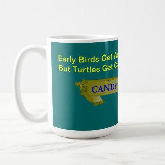 Turtles Get Candy Mug