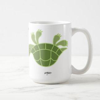 Turtles in Love Coffee Mug