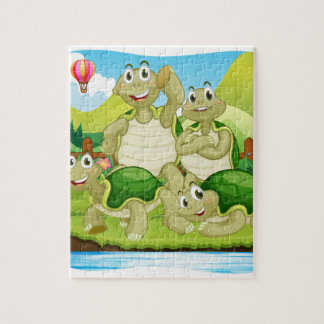 Turtles Jigsaw Puzzle