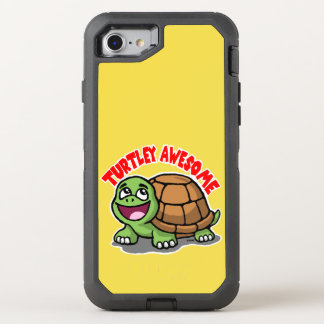 Turtley Awesome OtterBox Defender iPhone 8/7 Case