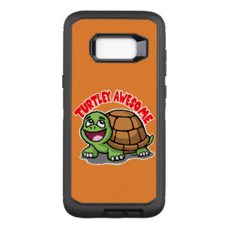 Turtley Awesome OtterBox Defender Samsung Galaxy S8+ Case