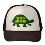 Turtley Totally Awesome Cap