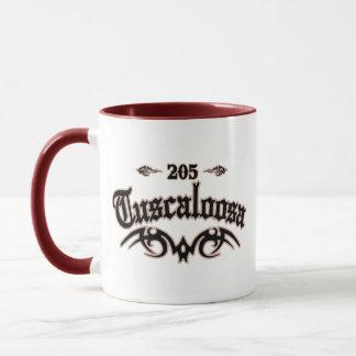 Tuscaloosa 205 mug