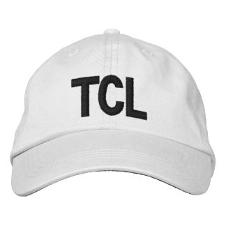Tuscaloosa Airport Code Embroidered Hat