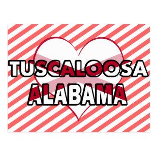 Tuscaloosa, Alabama Postcard