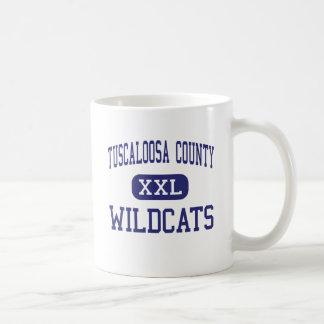 Tuscaloosa County - Wildcats - High - Northport Coffee Mug