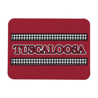 Tuscaloosa Houndstooth - Magnet
