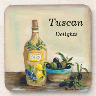 Tuscan Delights Coaster