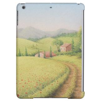 Tuscan Farmhouse, Italy in Pastel iPad Air Case