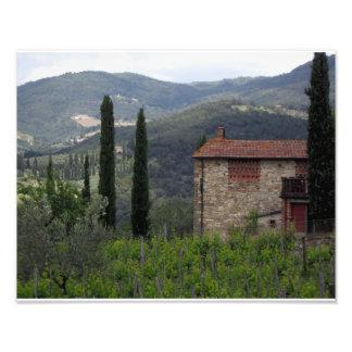 Tuscan Farmhouse Photo