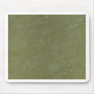 Tuscan Green Faux Finish Mouse Pad