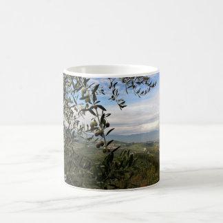 Tuscan Landscape Coffee Mug