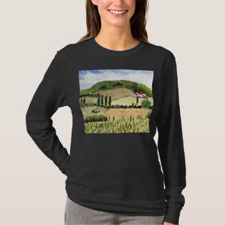 Tuscan Landscape Shirt
