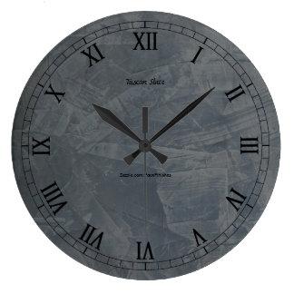 Tuscan Slate Wall Clock