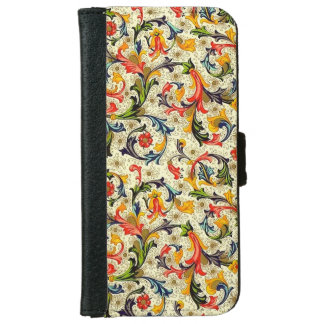 Tuscan Vines iPhone 6/6S Wallet Case