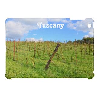 Tuscan Vineyard iPad Mini Cover