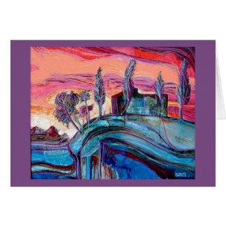 Tuscany #2 card