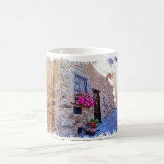 Tuscany. Italy. Cortona Coffee Mug