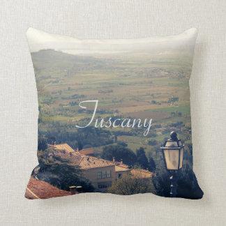 Tuscany. Italy. Cortona Cushion