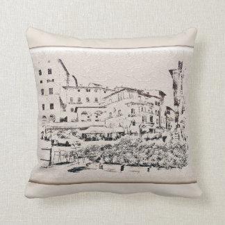 Tuscany.Italy. Cortona. Cushion