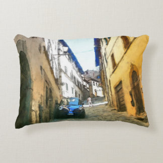 Tuscany. Italy. Cortona. Decorative Cushion