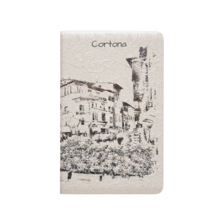 Tuscany. Italy. Cortona. Journal