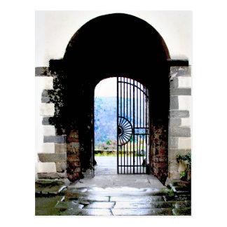 Tuscany Italy Novelties Postcard