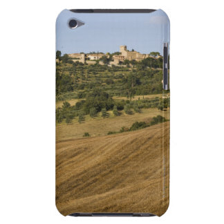 Tuscany landscape around of Monticchiello south Barely There iPod Covers
