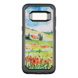 Tuscany OtterBox Commuter Samsung Galaxy S8 Case