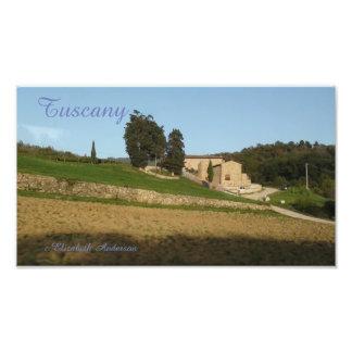 Tuscany Photo Print