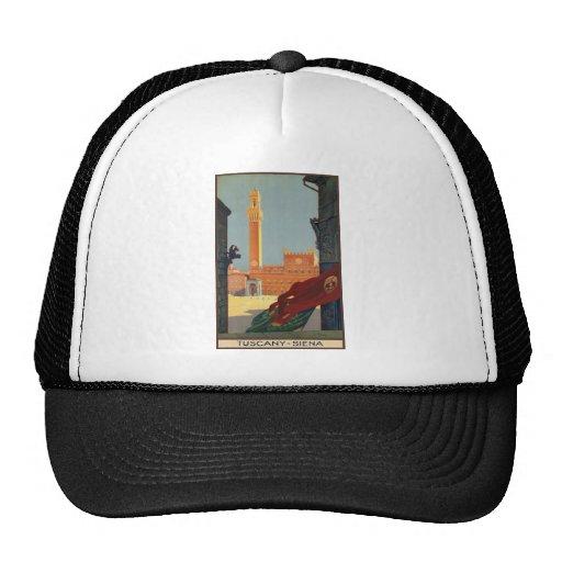 Tuscany Siena Trucker Hats