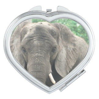 Tusked Elephant Makeup Mirrors