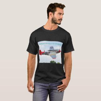 TUSKEGEE AIRMAN P-51 T-Shirt