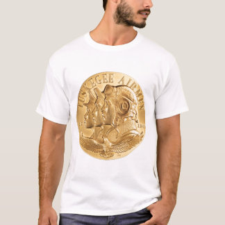 Tuskegee Airmen Gold Medal T-Shirt