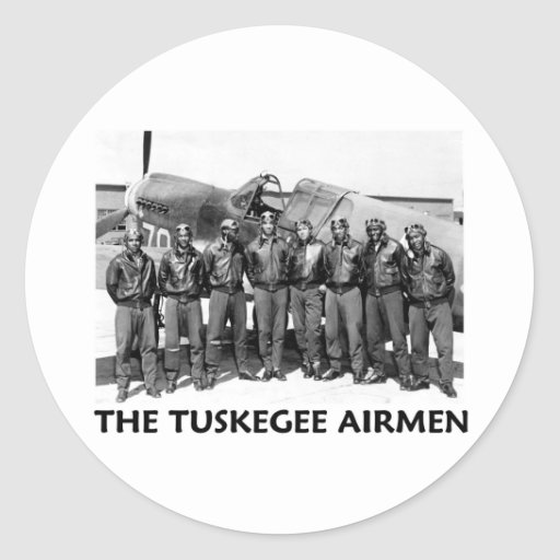 Tuskegee Airmen Stickers