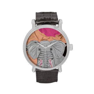 Tusk's Manicure Watch