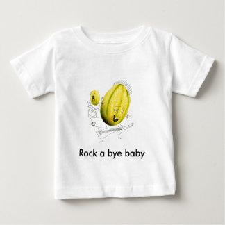 TUT - rock melon, Rock a bye baby T-shirts