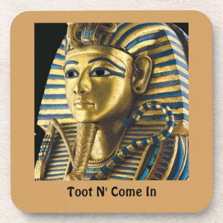 Tutankhamen Coasters