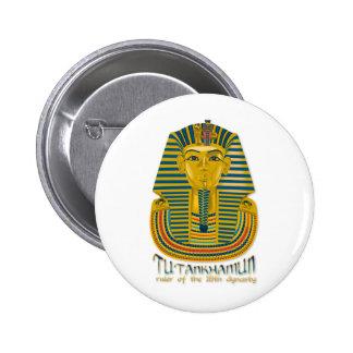 Tutankhamun mummy the ancient King Tut of Egypt Pin