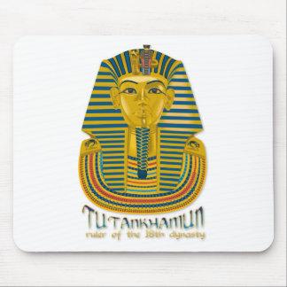 Tutankhamun mummy, the ancient King Tut of Egypt Mouse Pad