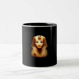 Tutankhamun Two-Tone Coffee Mug
