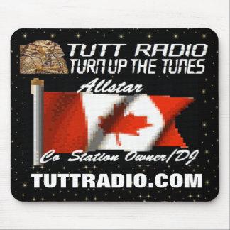 Tutt Radio Allstar's Mousepad